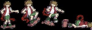 Skating Demon by n-Night-Star-n