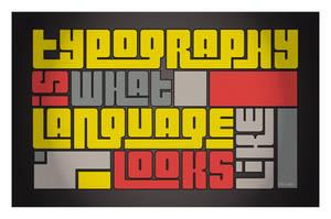 Typography-Language