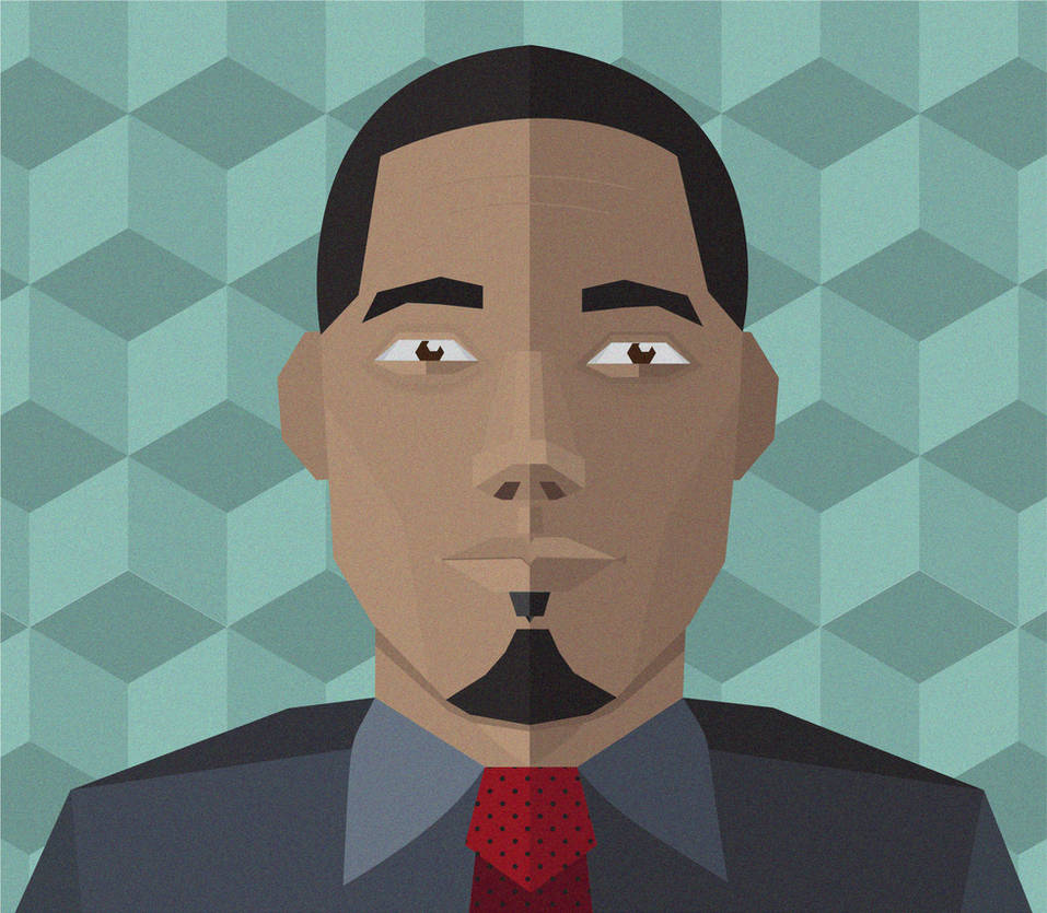Geometric-Portrait