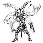 Warhammer Keeper of Secrets