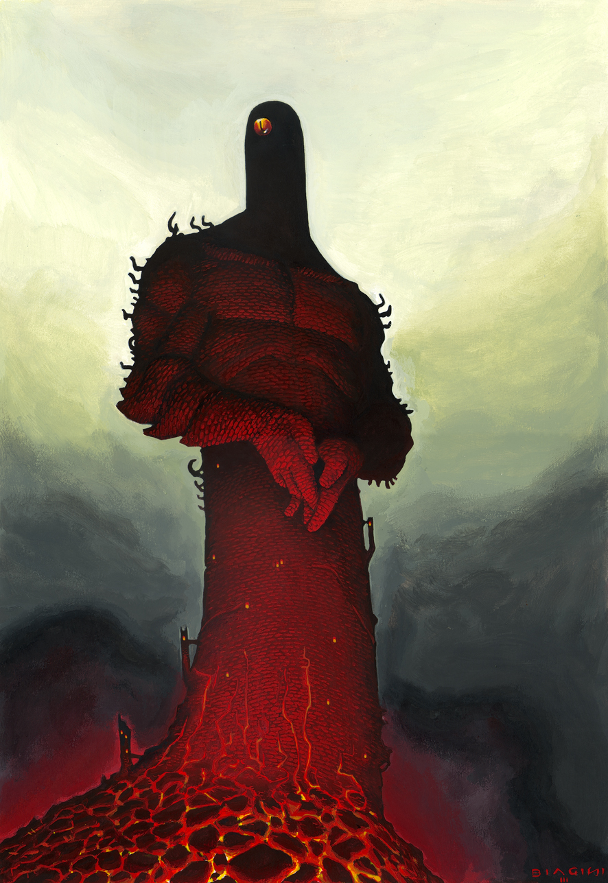Watchtower by francesco-biagini