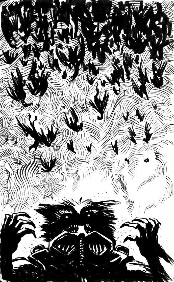 MOTU Stinkor sketch by francesco-biagini