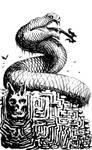 MOTU - Snake Mountain sketch