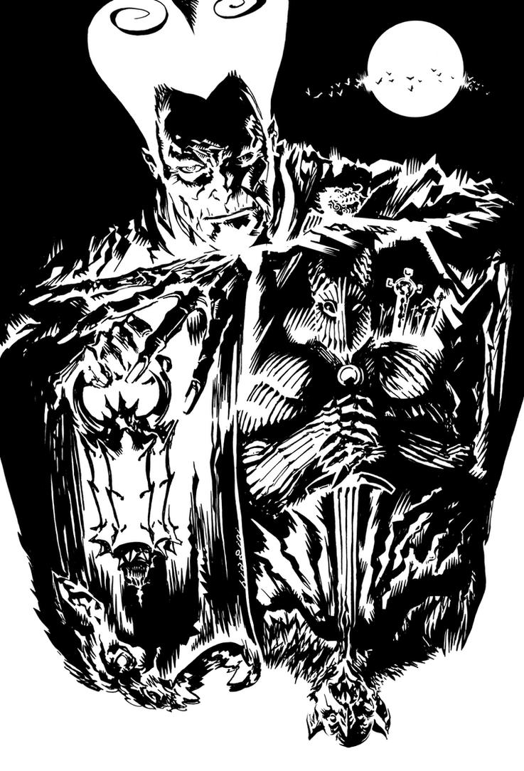 Bram Stoker's Dracula by francesco-biagini
