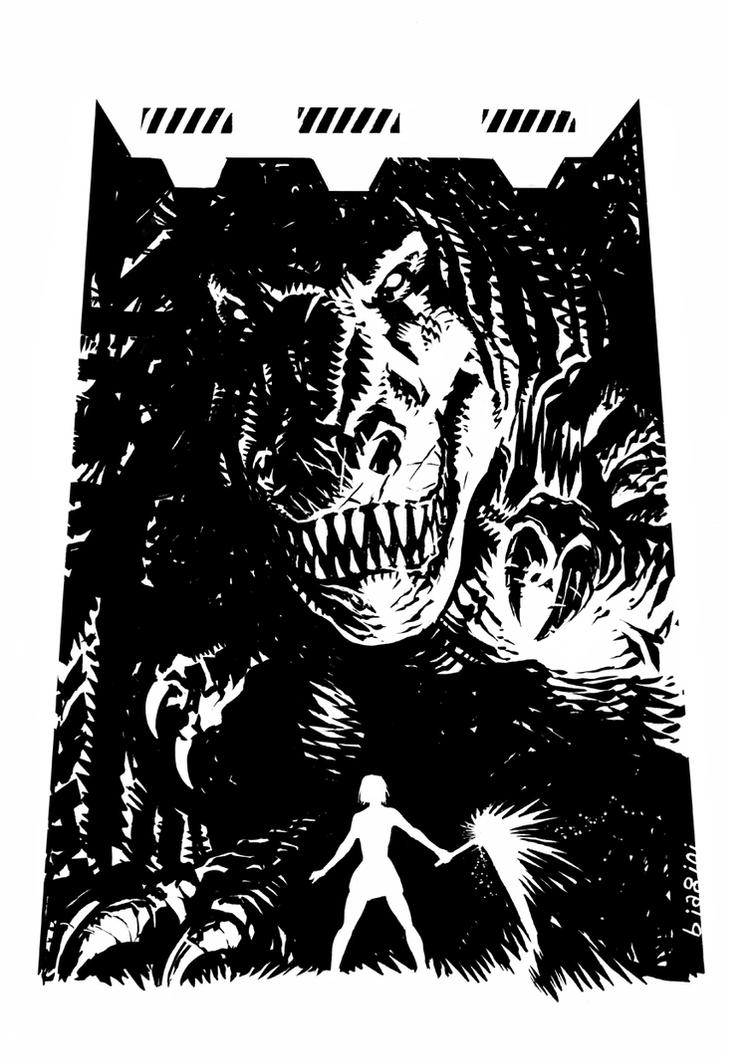 Jurassic World by francesco-biagini