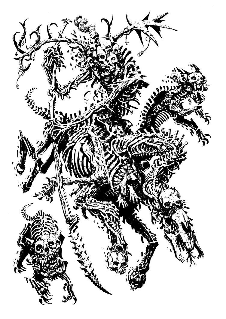Wild Hunt by francesco-biagini