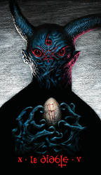 The Devil - Tarot
