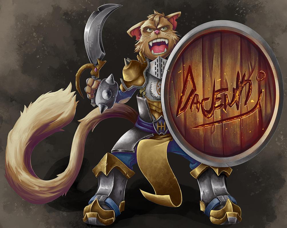 Kat Knight by da-JENKI