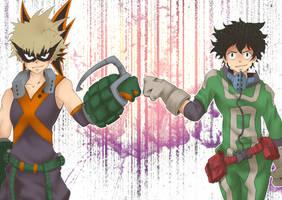 My Hero Academia by XxSacrosimxX