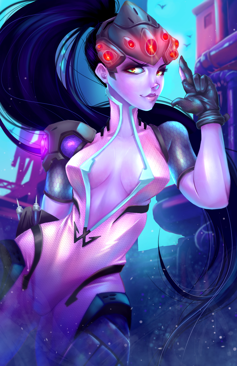 Widowmaker by XxSacrosimxX