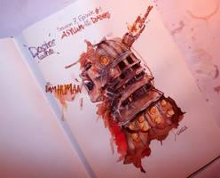 #1 Asylum of the Daleks, Oswin