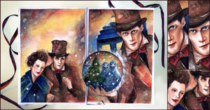 Doctor Who Christmas Special, World Travel Book