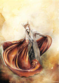 THRANDUIL - Elvenking of the Woodland Realm