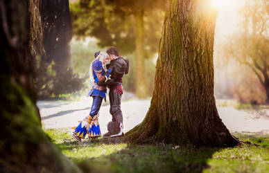 HTTYD3 Hiccup and Astrid Cosplay