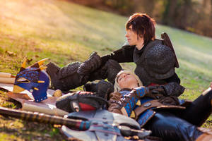 The Warriors' Rest - HTTYD3 Hiccup Cosplay