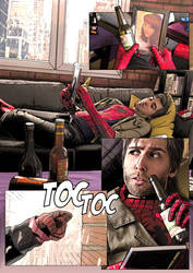 Spiderman Cosplay Comics - Page 1 - LoveCraft