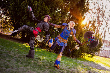 Who saw HTTYD3? - HTTYD3 Hiccup Cosplay