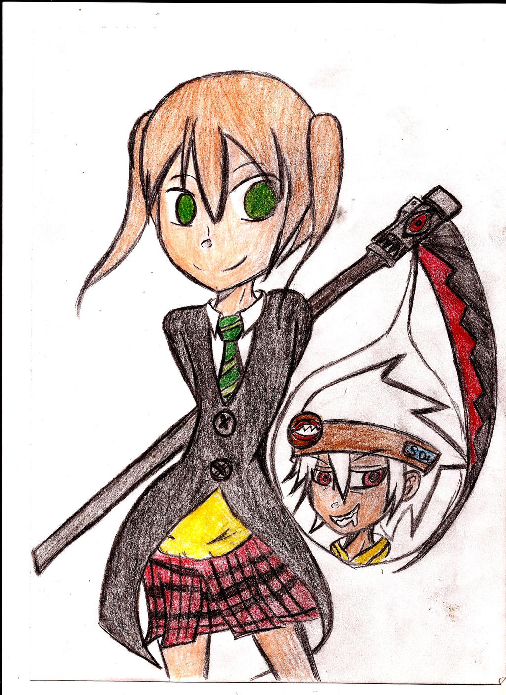 Maka by cloud-ninelover