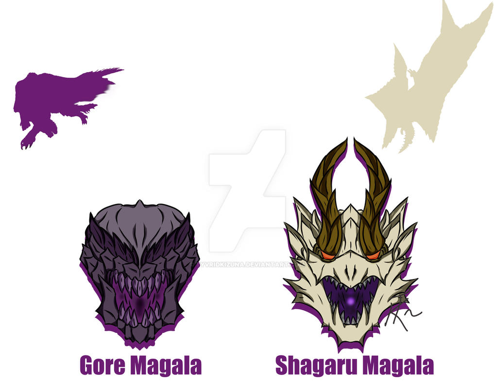 Magala Family by TyvridKizuna on DeviantArt