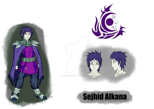[Concept Art] Sejhid Alkana