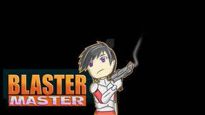 Blaster Master LP Title Card