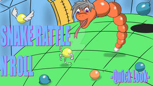 Snake Rattle N Roll Title Card
