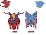 Elder Dragons of Flame