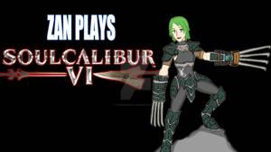 Soul Calibur VI Title Card