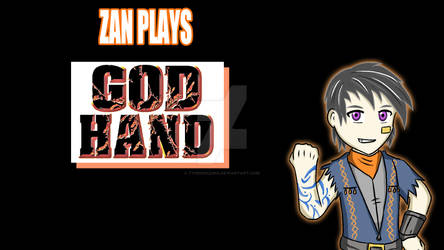 God Hand LP Title Card
