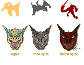 Tigrex Family