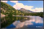 Lago e Pizzo del Becco