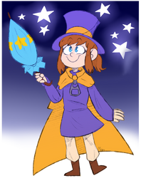 Hat Girl!