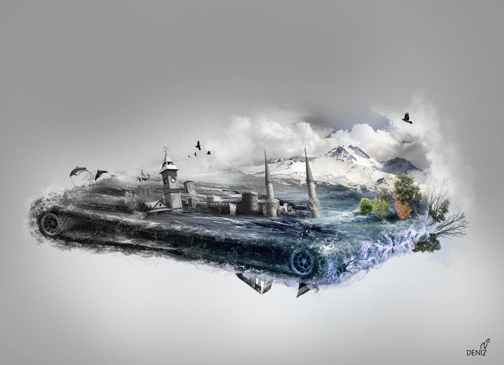 Kayseri by deniz-dsgn on DeviantArt