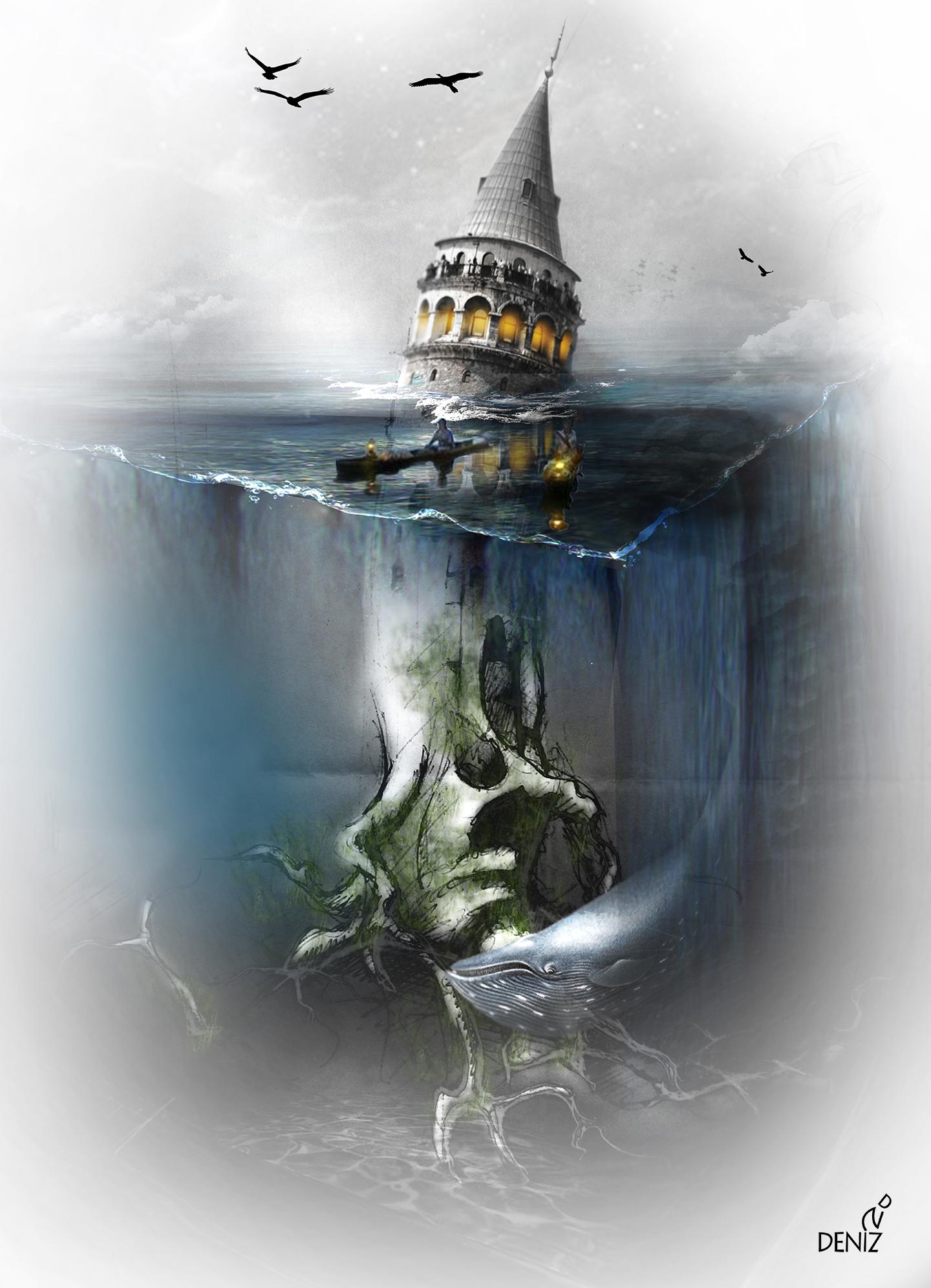 Deniz Dsgn Kule By Deniz Dsgn On DeviantART