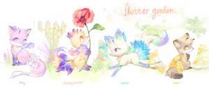 Flutter Garden [closed]