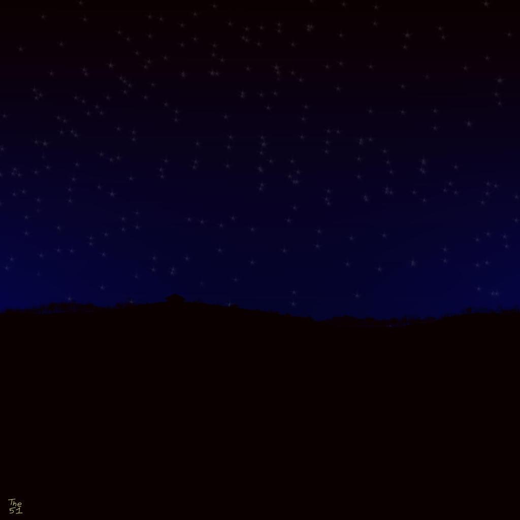 Deep Dark Sky Android Wallpaper Hd By Thebugger51 On Deviantart