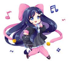 Dorel Harukaze (cosplay of Kizuna Akari) [cmm] by Neill-Ayane