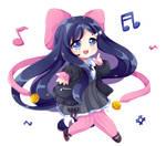 Dorel Harukaze (cosplay of Kizuna Akari) [cmm]