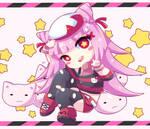 Kawaii star girl [AT]