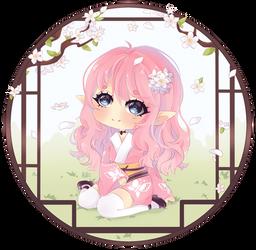 Sakura chibi [cmm] by Neill-Ayane