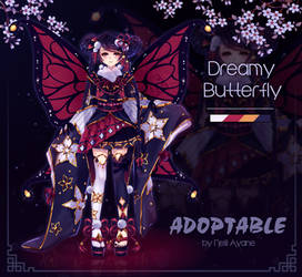 Adopt AUCTION #10 [CLOSED] by Neill-Ayane
