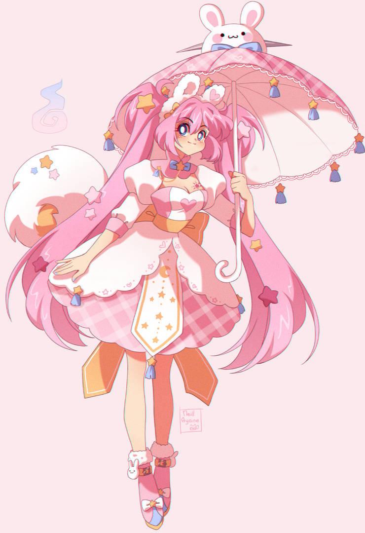Retro anime [cmm] by Neill-Ayane