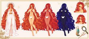 Reference Goddess [cmm]
