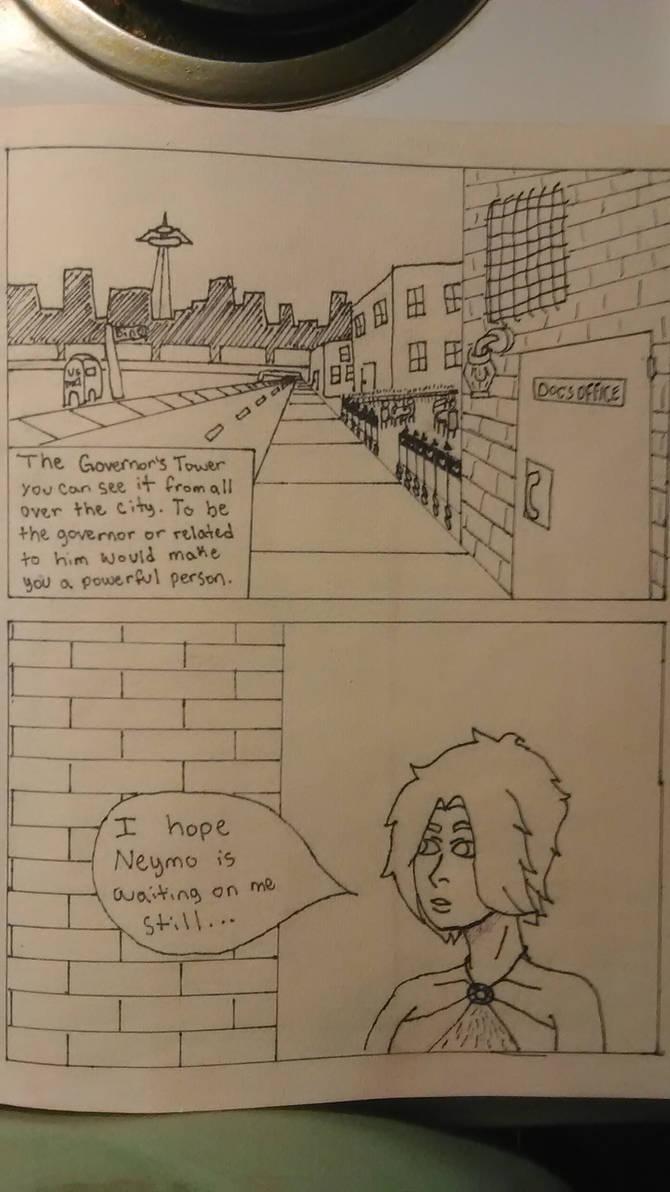 Reflection: Page 1 by asylum-slender-slut on DeviantArt