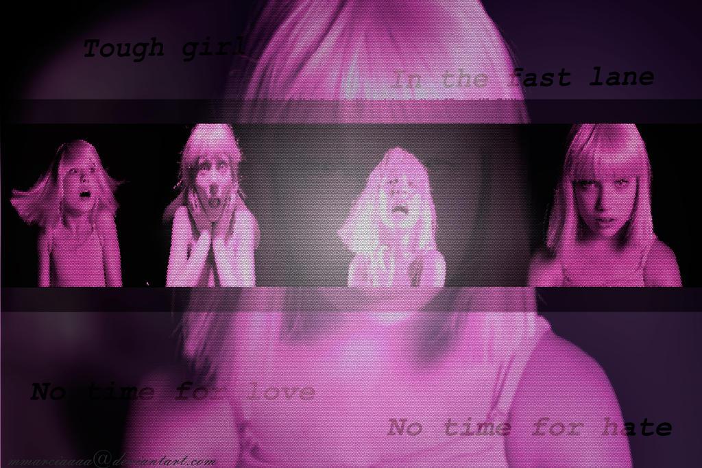 Big Girl's Cry by Mmarciaaaa