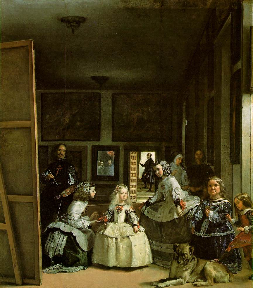 Velazquez.meninas by DianaGrigore