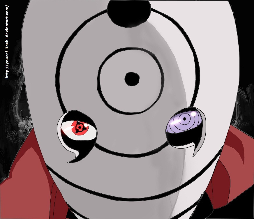 Image Gallery rinnegan sharingan