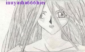 kisara by inuyasha666hiei
