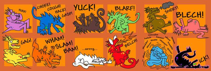 That Dragon Is Sick!