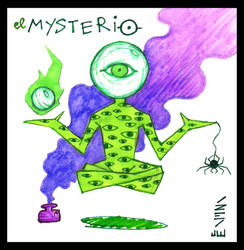 El Mysterio by MrReese-Mysteries
